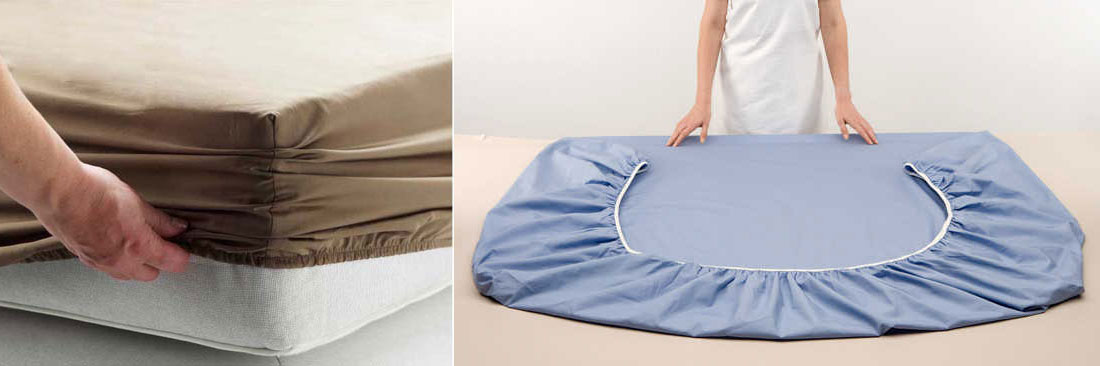What Is The Difference Between Flat Sheet And Fitted Sheet Longshow